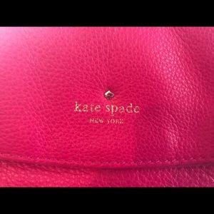 kate spade Bags - Kate Spade Pebble Leather Bag